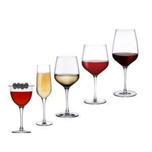 Calice Refine 53 cl Nude Vino Rosso - Conf. 12 Pezzi - GMA